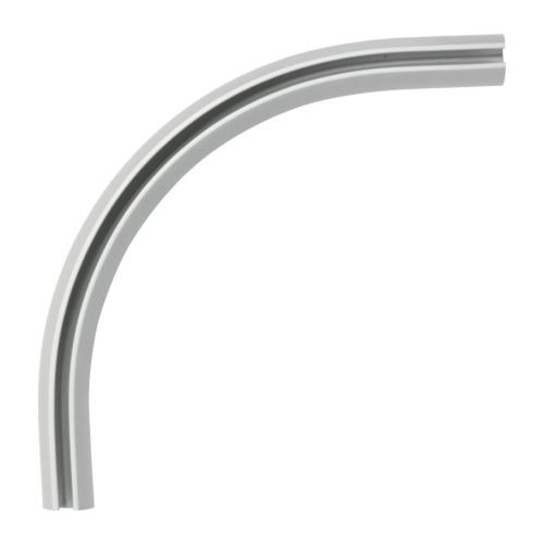 Ikea Kvartal Curtain Rail Track Gliders Hooks Fittings For Window Dressings Ebay - Ikea Vorhangband