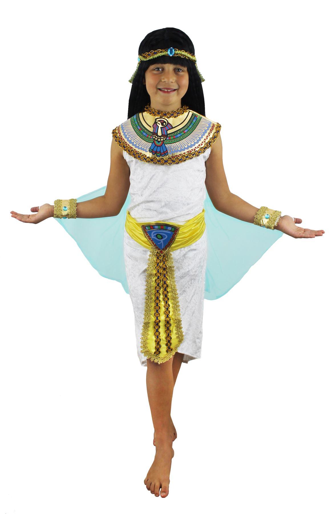 Cleopatra Fasching Kostum Damen Kleopatra Pharaonin Modell W 0045c