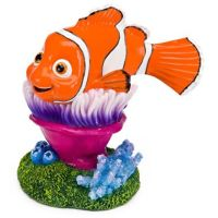 finding nemo and dory fish tank ornaments