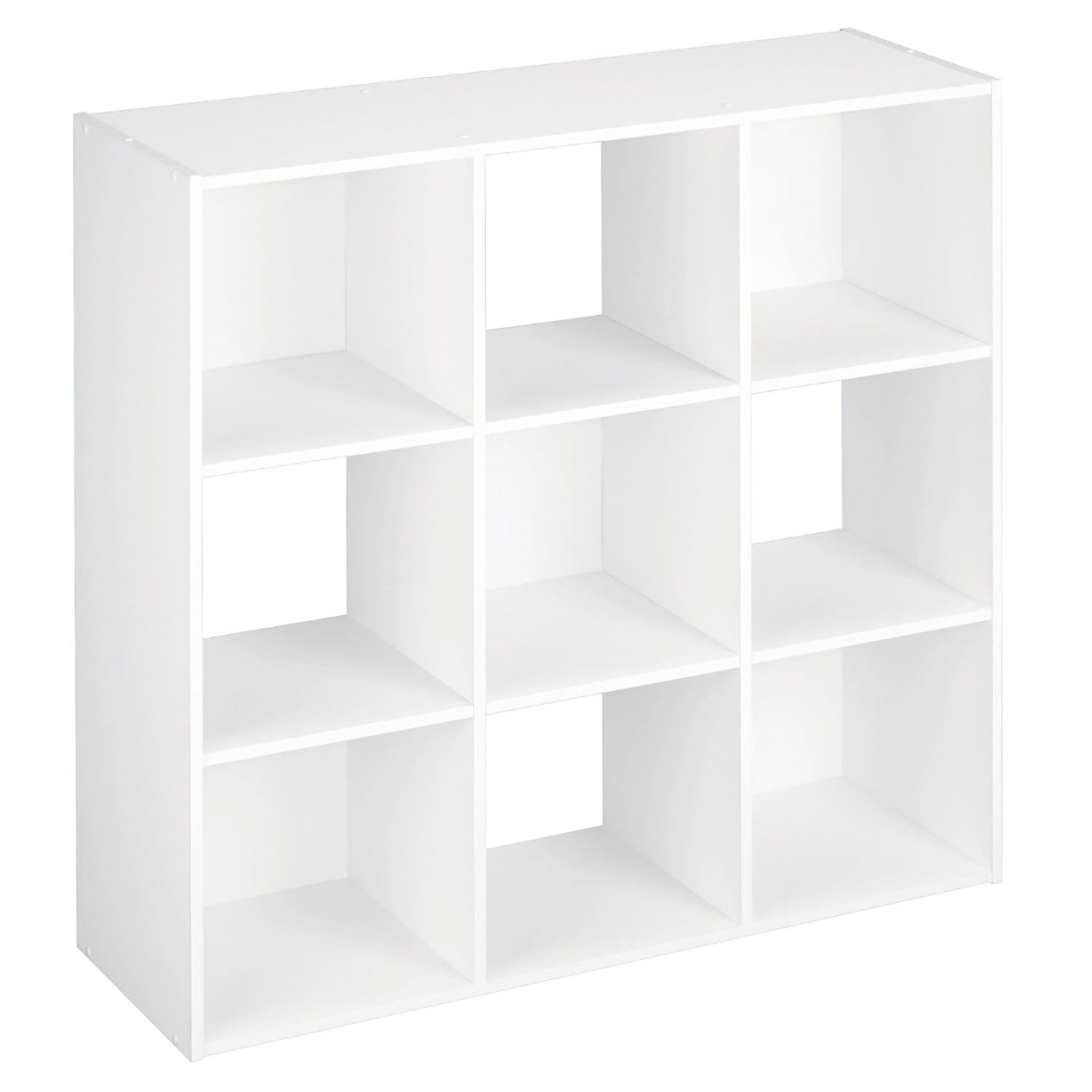Cube Storage Shelves 9 Cube Wooden Bookcase Shelving Display Shelves Storage