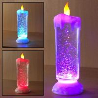 Colour Changing Led Christmas Xmas Decoration Ornament ...