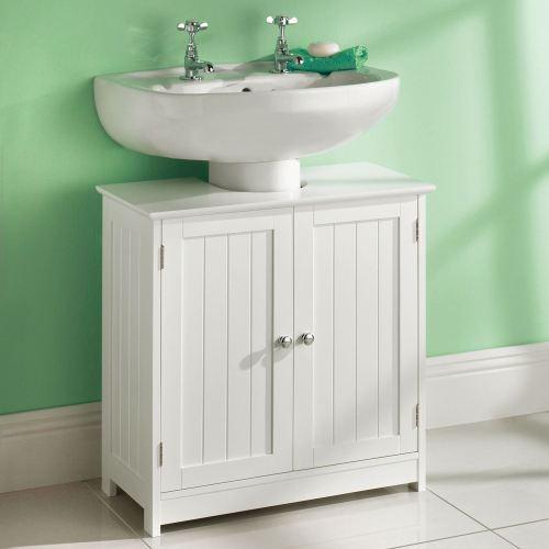 Medium Of White Wood Bathroom Shelves