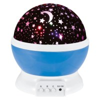 Beautiful Star Sky Starry Night Projector Light Lamp For ...