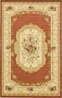 Oriental Classic Aubusson Rugs Carpets New Area Rug Floor ...