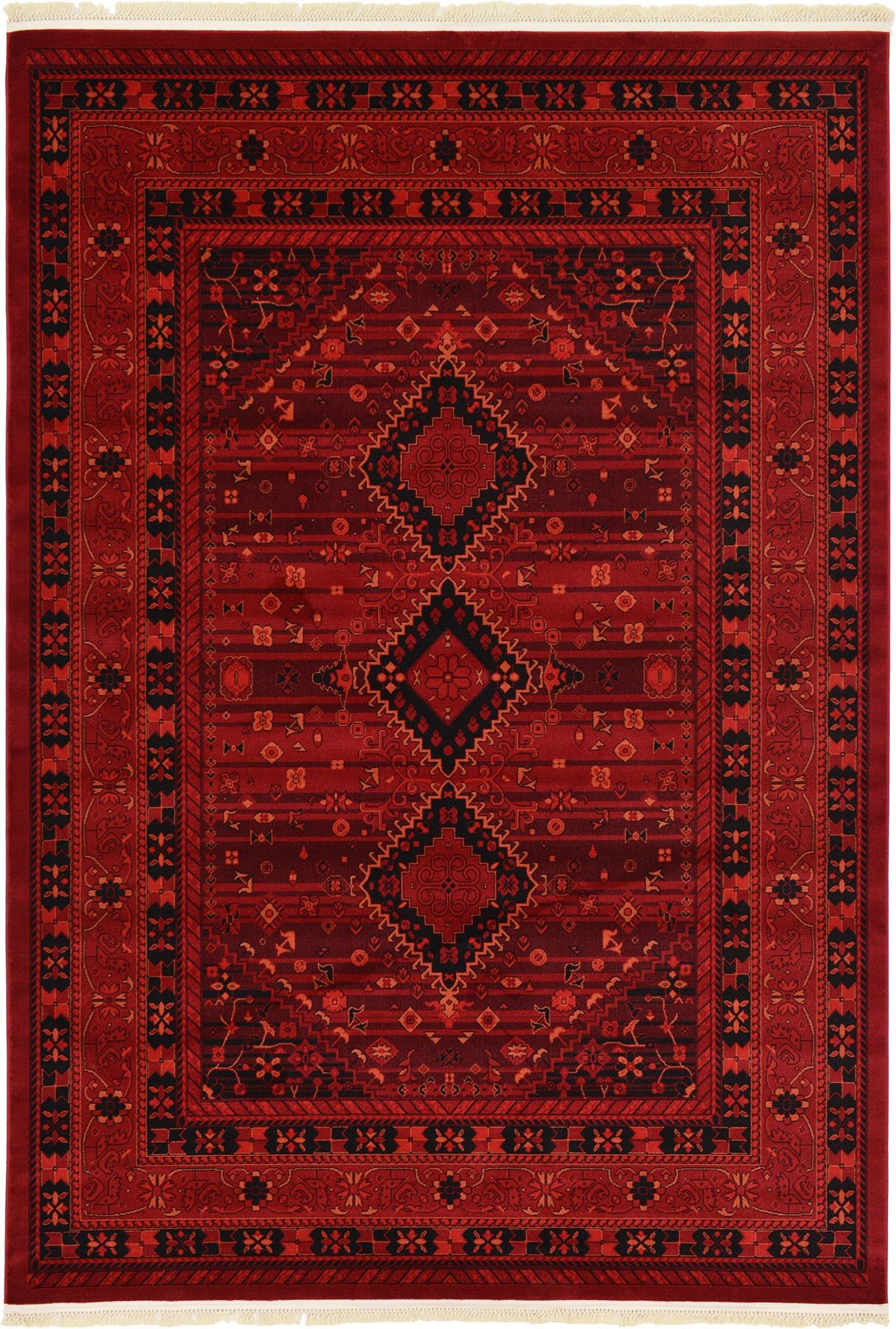 Red Oriental Rug Traditional Rugs Persian Oriental Red Carpets New Bokhara