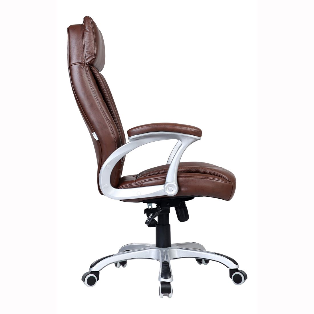 High Back Desk Chair Modini High Back Executive Office Chair Leather Computer