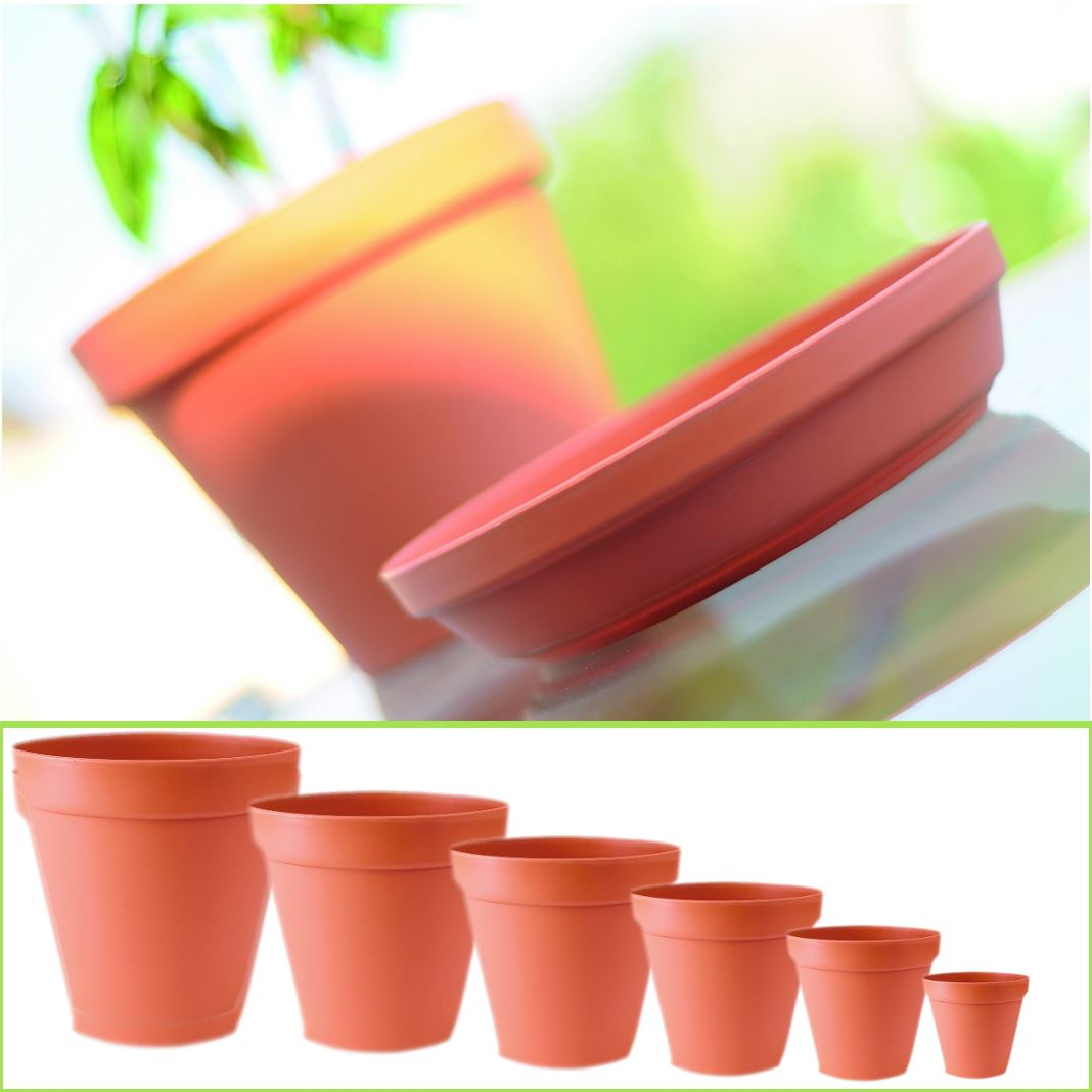 Cactus Pots For Sale Plastic Flower Plant Cactus Ceramic Terracotta Look Pot