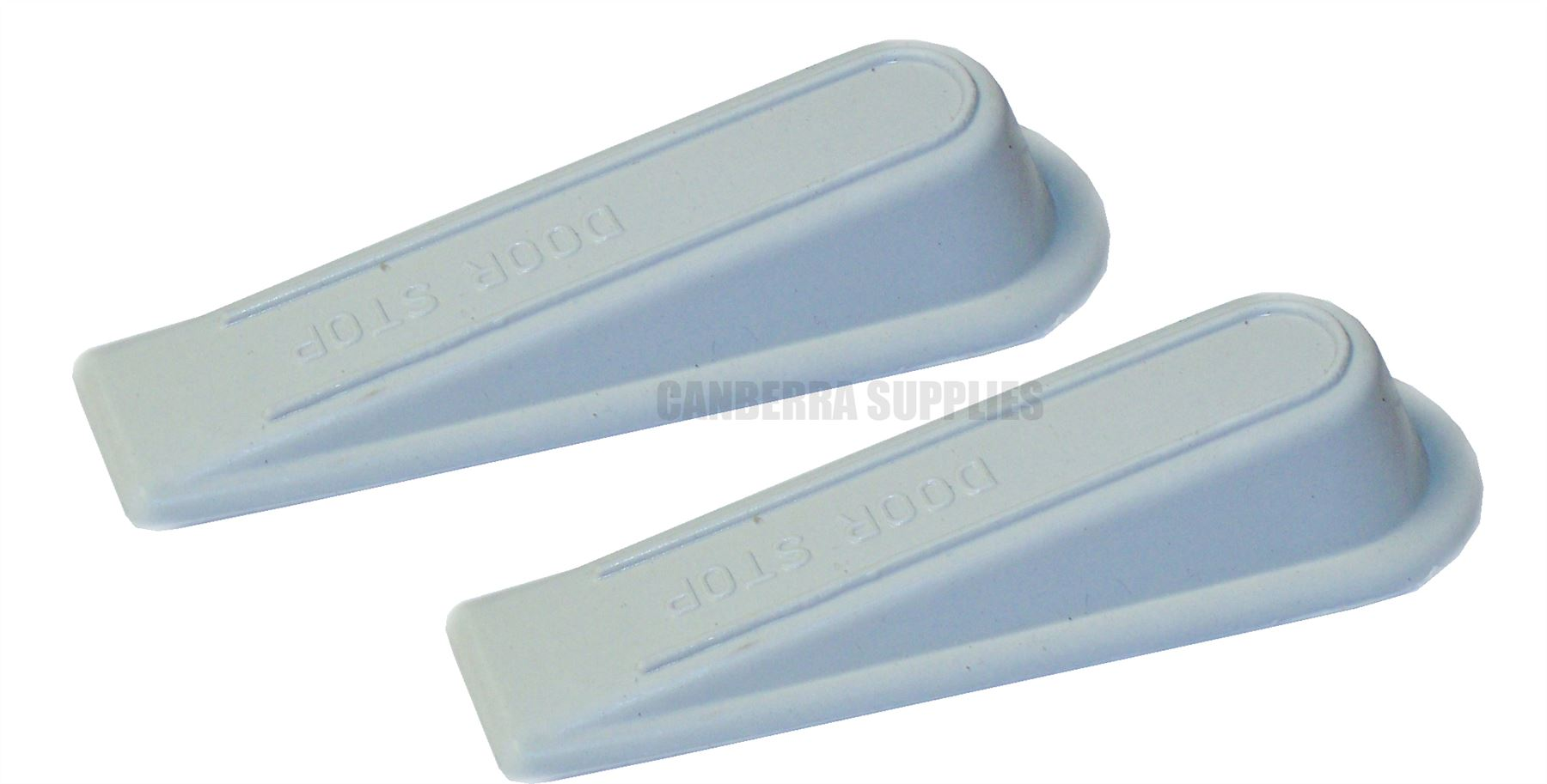 Large Door Stop 2 X Heavy Duty Large Rubber Door Stop Wedges Cream