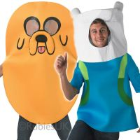 ADULT ADVENTURE TIME FINN THE HUMAN JAKE THE DOG FANCY ...