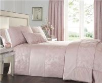 Luxury Woven Jacquard Quilt Duvet Cover Bedding Bed Linen ...