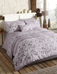 Modern Leaf Nature Themed Quilt Duvet Cover Bed Sets ...