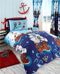 Boys Duvet Cover & Pillowcase Bedding Bed Sets Or Matching ...