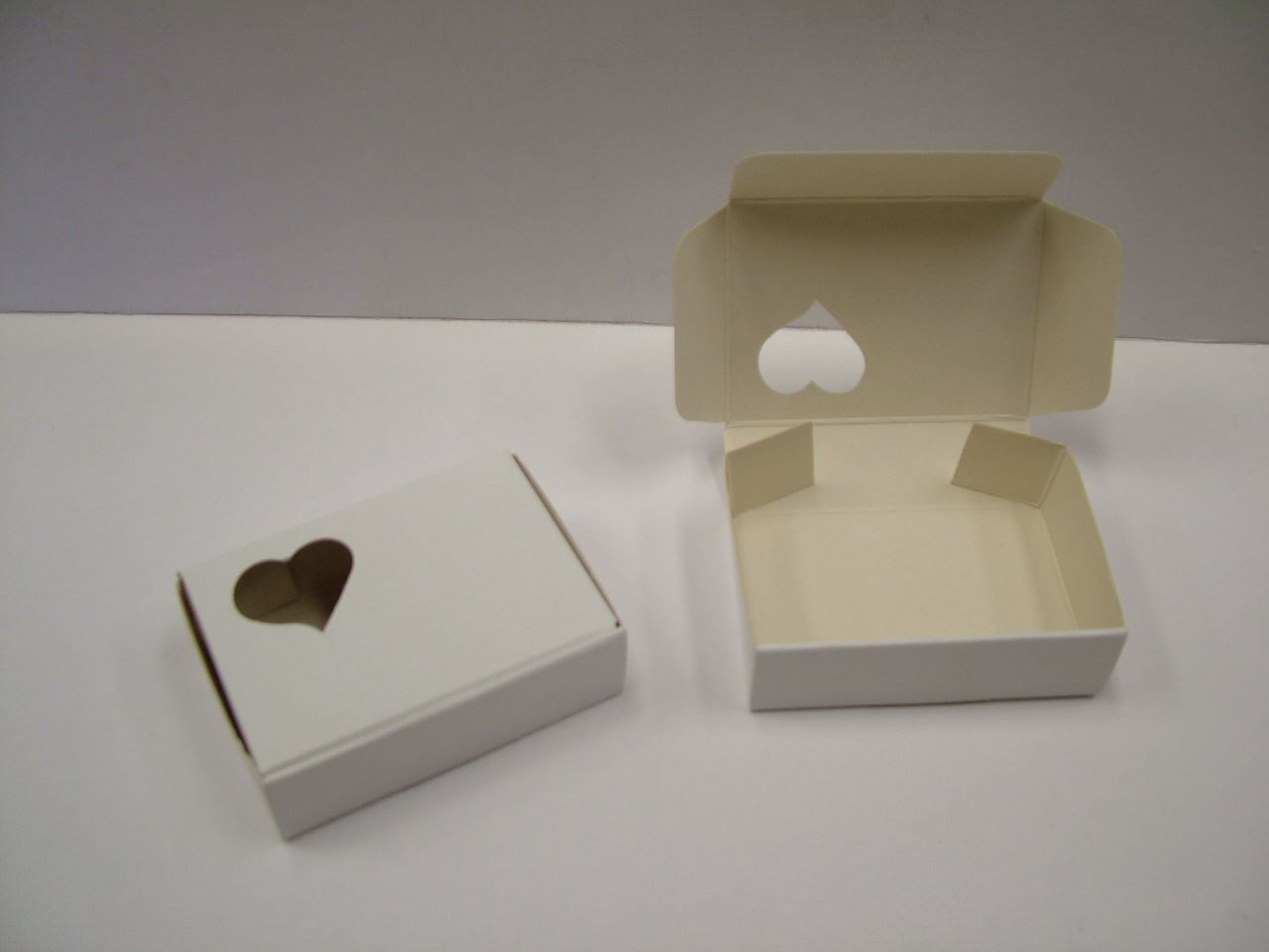 Small White Cake Slice Boxes Pack Of 100 Uk Made Free
