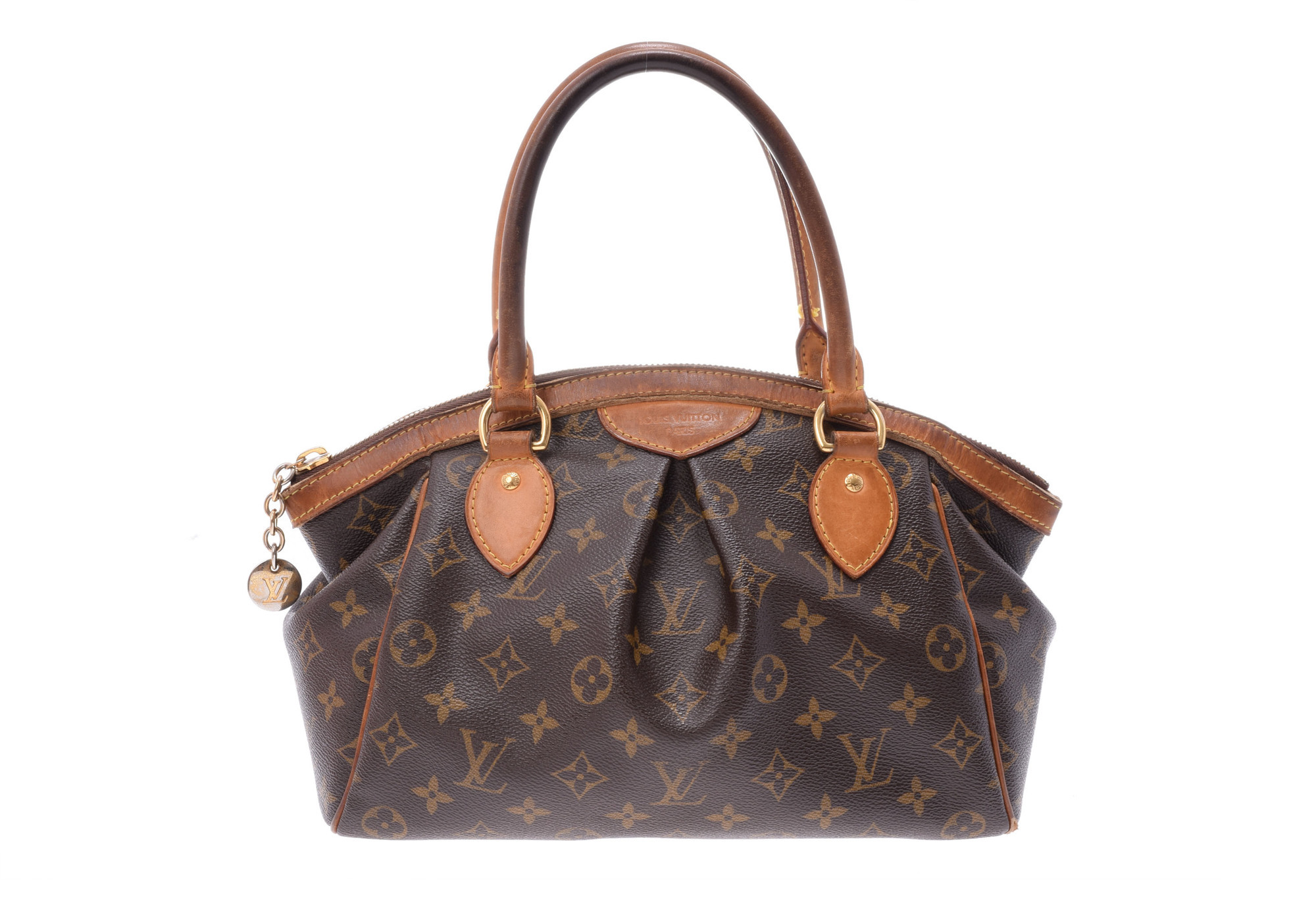 Louis Vuitton Tivoli Vs Palermo Details About Authentic Louis Vuitton Monogram Tivoli Pm M 40143 Bag 800000074155000