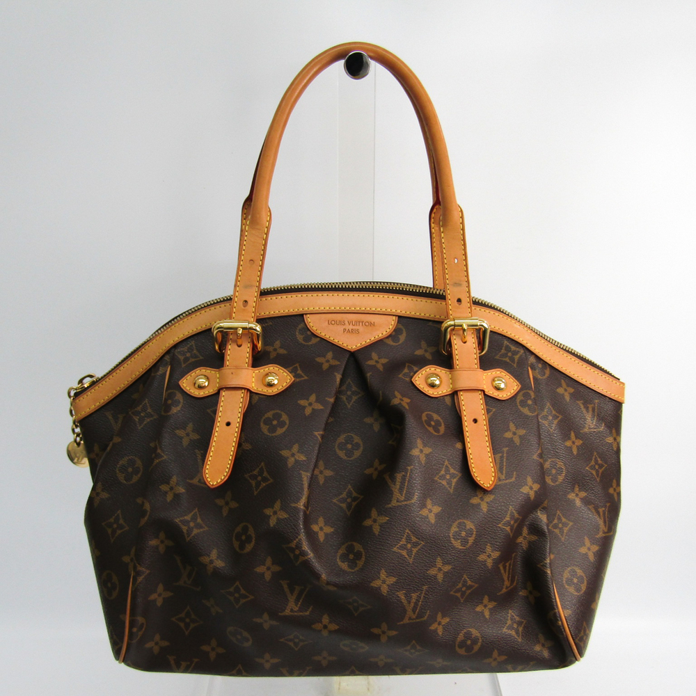 Tivoli Gm Louis Vuitton Monogram Tivoli Gm M40144 Women S Handbag Monogram