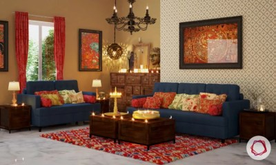 8 Essential Elements Of Traditional Indian Interior Design