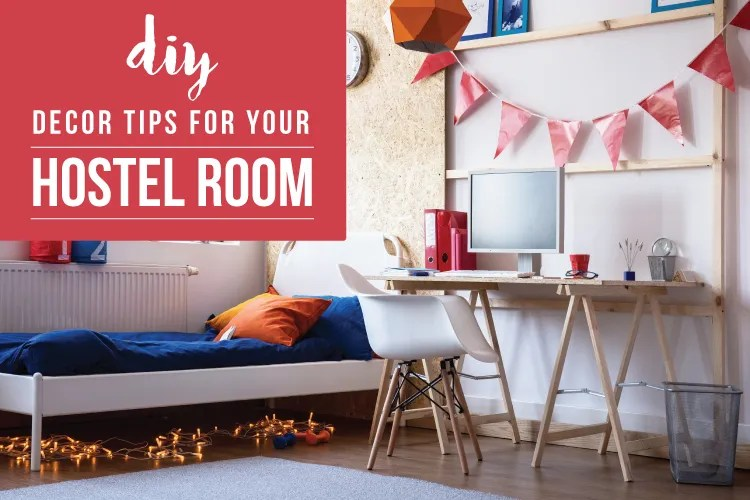 Ds Decoration 5 Easy Budget-friendly Diy Hostel Room Decoration Ideas
