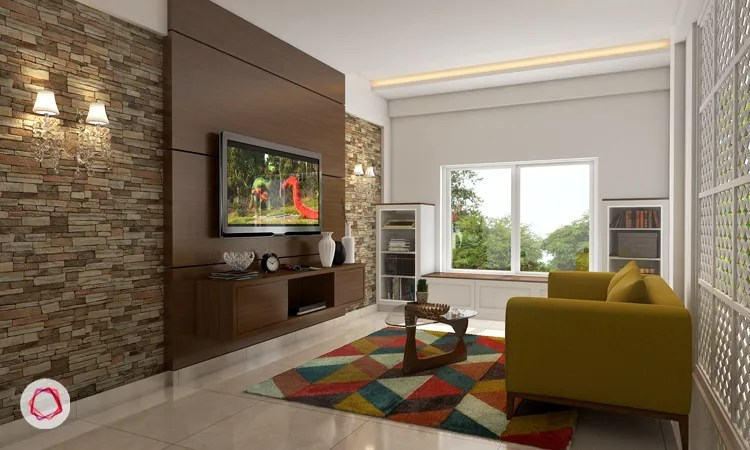 Wohnzimmer Wand Fernseher 6 Stunning Tv Wall Designs For Your Living Room