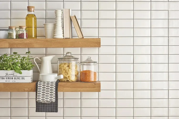 Open Kitchen Shelves Using Our Collector S Shelving System With 5 Decor Ideas For Open Kitchen Shelves