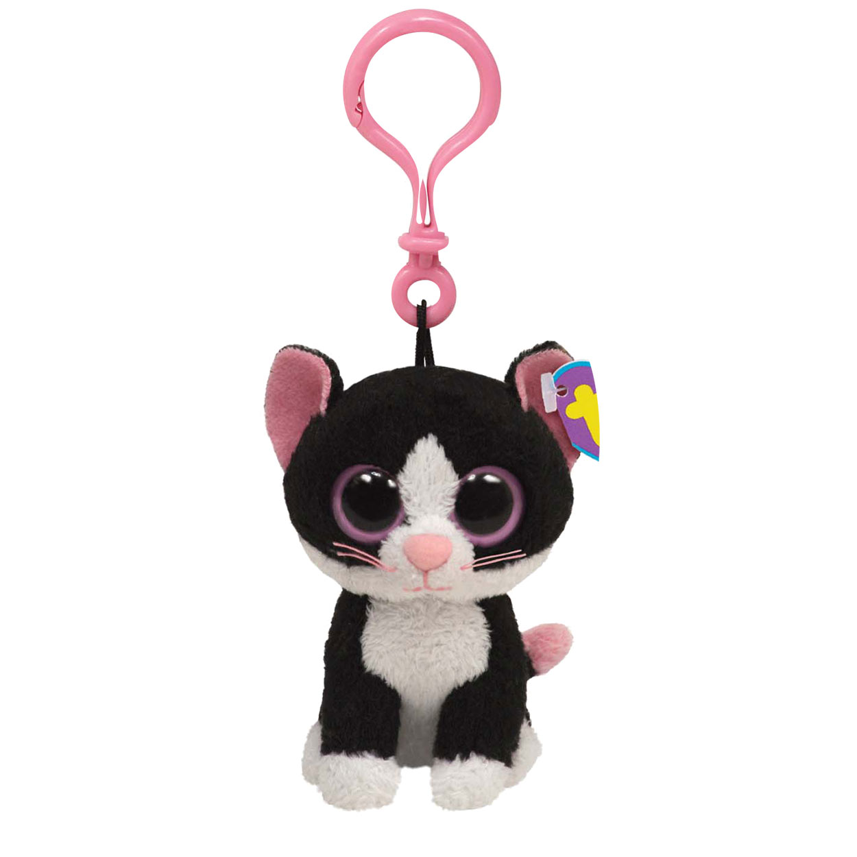 Poes Speelgoed Ty Beanie Boo Sleutelhanger Poes