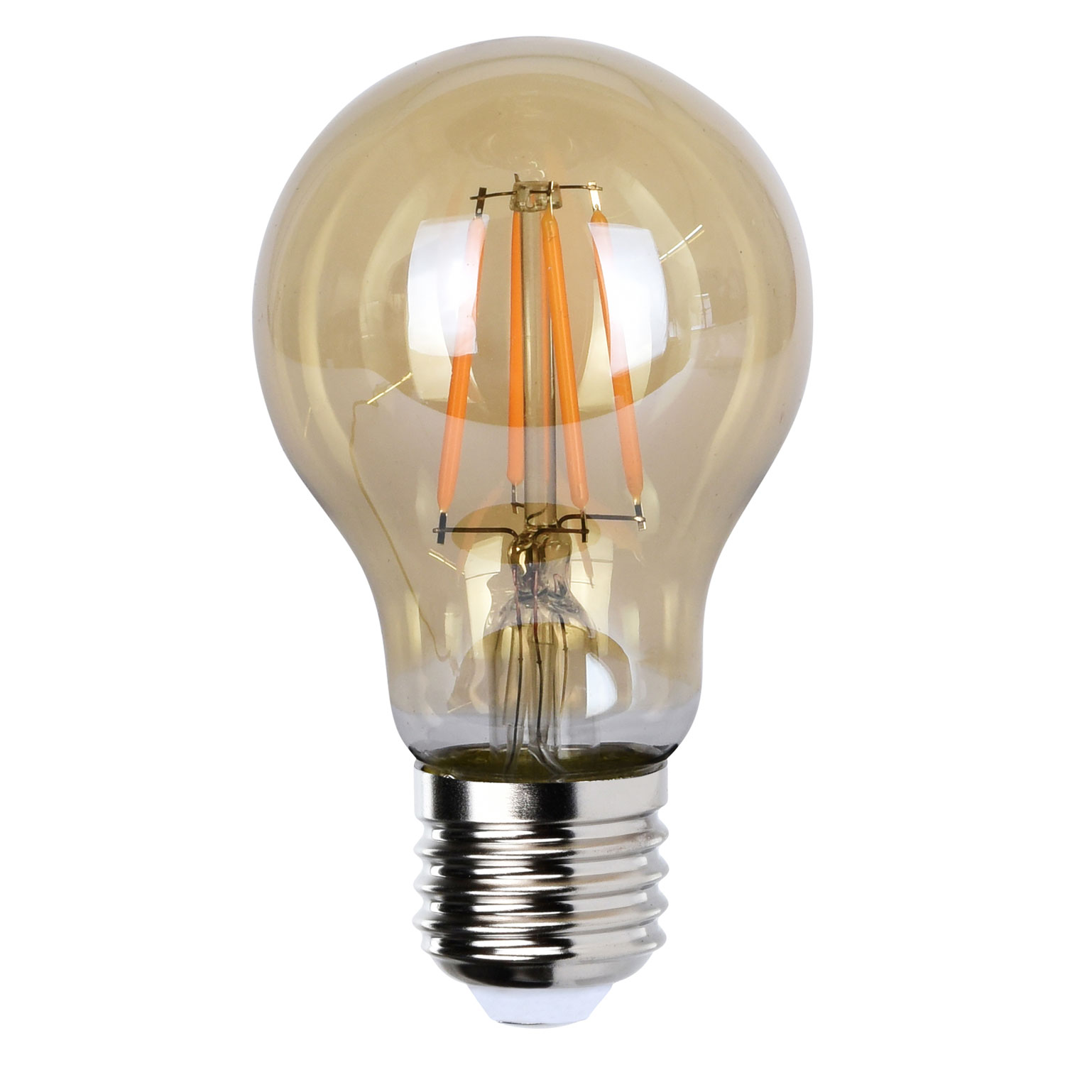 Dimbaar Led Verlichting Led Lamp A60 Amber Dimbaar