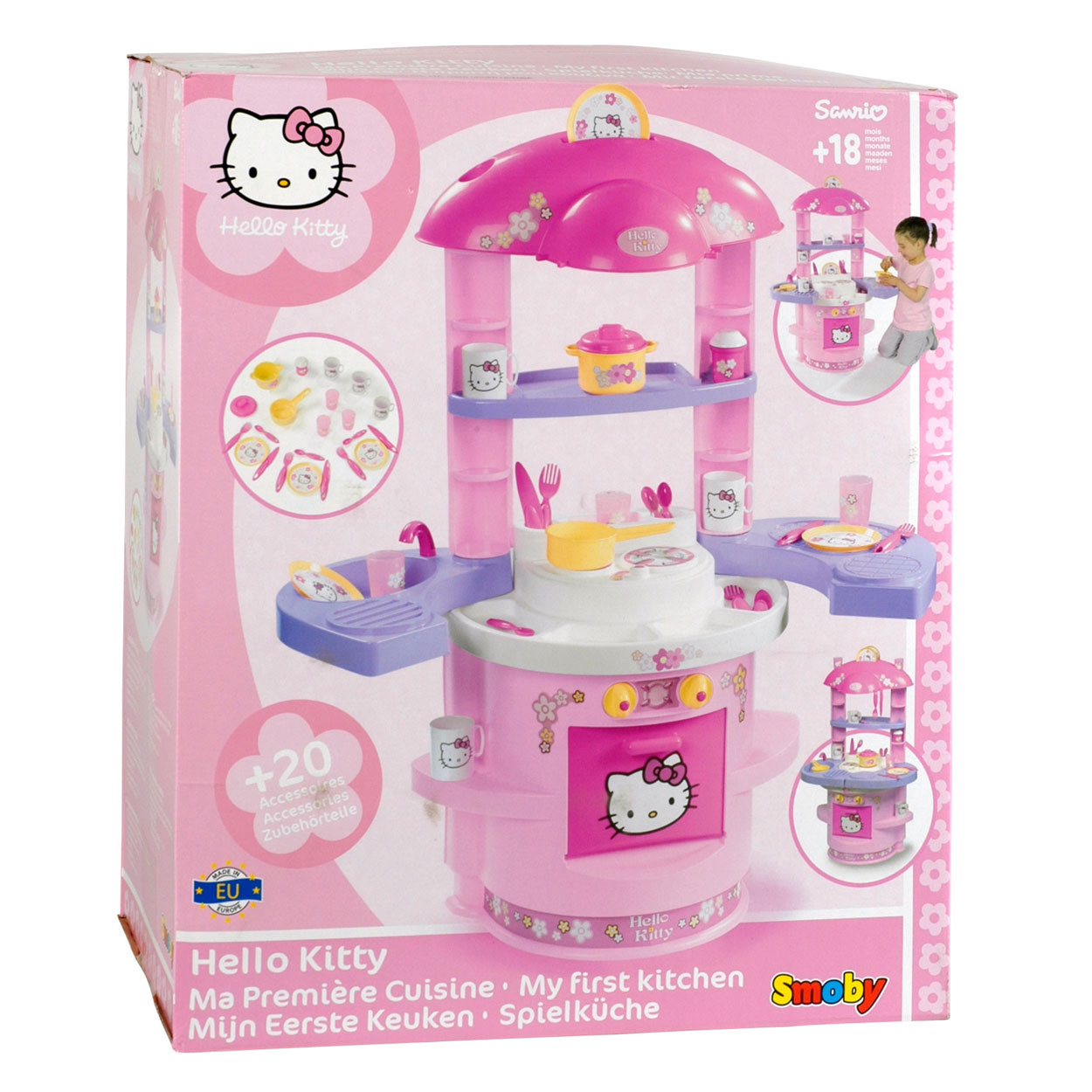 Hello Kitty Küche Hello Kitty Küche Smoby Küche Anthrazit Landhaus