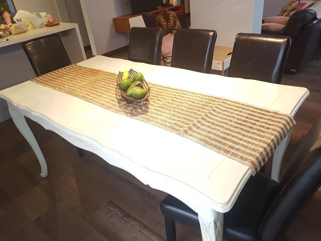 Mesas De Comedor Antiguas Restauradas | Mesa Comedor Muebles Vintage ...