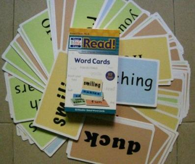 82pcs Word Cards of Your Baby Can Read, Quezon City
