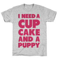 Puppies T-Shirts | LookHUMAN