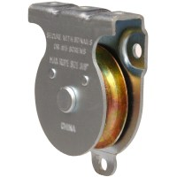 """Shop Covert 2"""" Heavy-Duty Wall/Ceiling Mount Pulley at ..."""