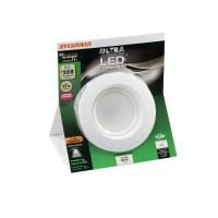 Shop SYLVANIA White LED Remodel Recessed Light Kit (Fits ...