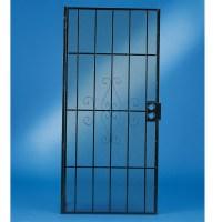 Security Screen Doors: Metal Security Screen Doors Lowes