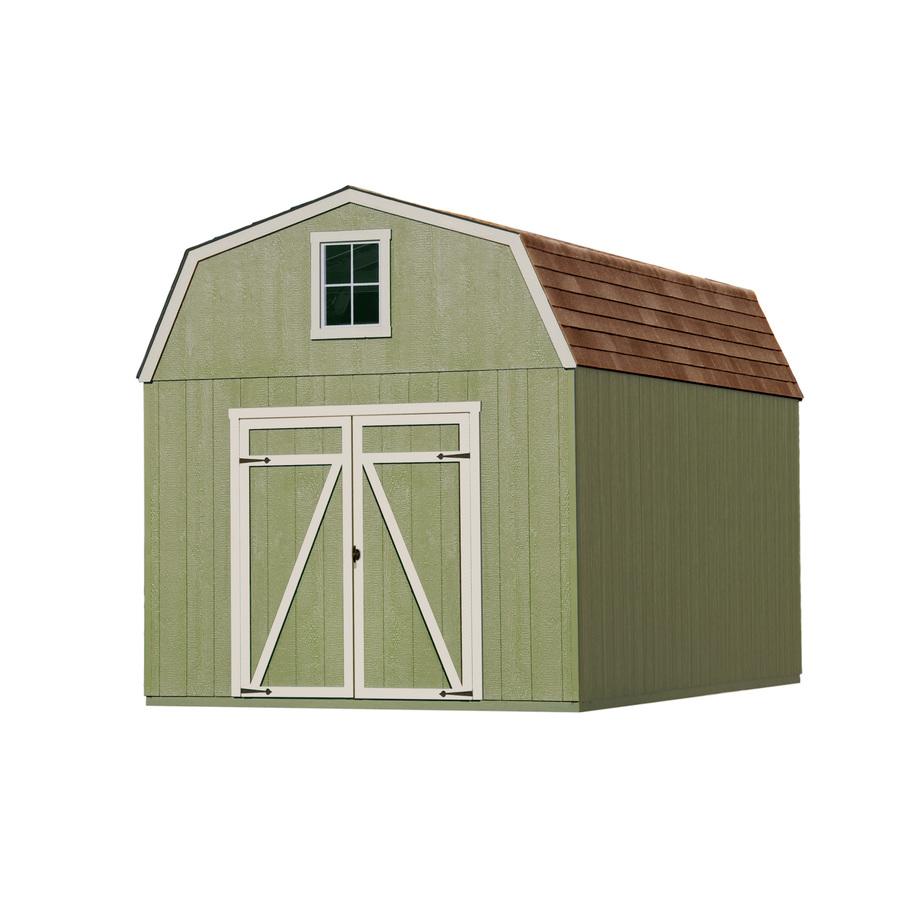 Heartland Estate Storage Shed
