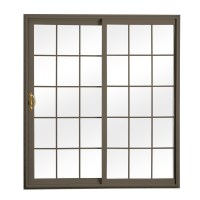 Shop ReliaBilt 300 Series 70.75-in Grilles Between the ...