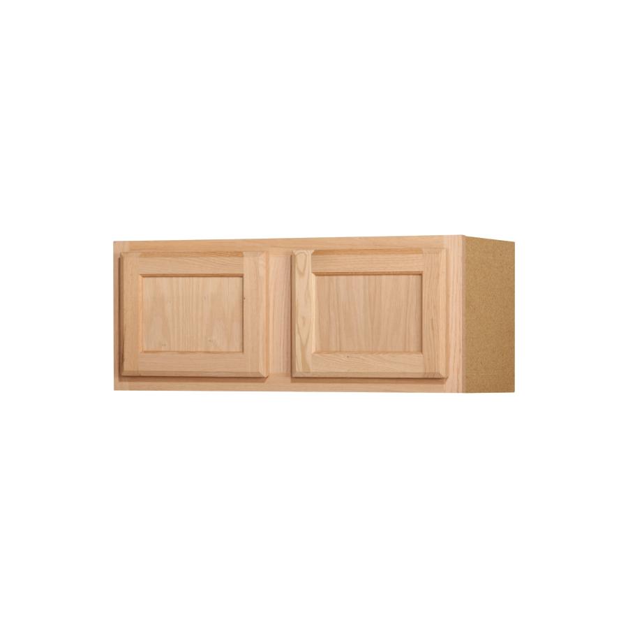 unfinished oak kitchen cabinets unfinished kitchen wall cabinets With Unfinished Kitchen Cabinets