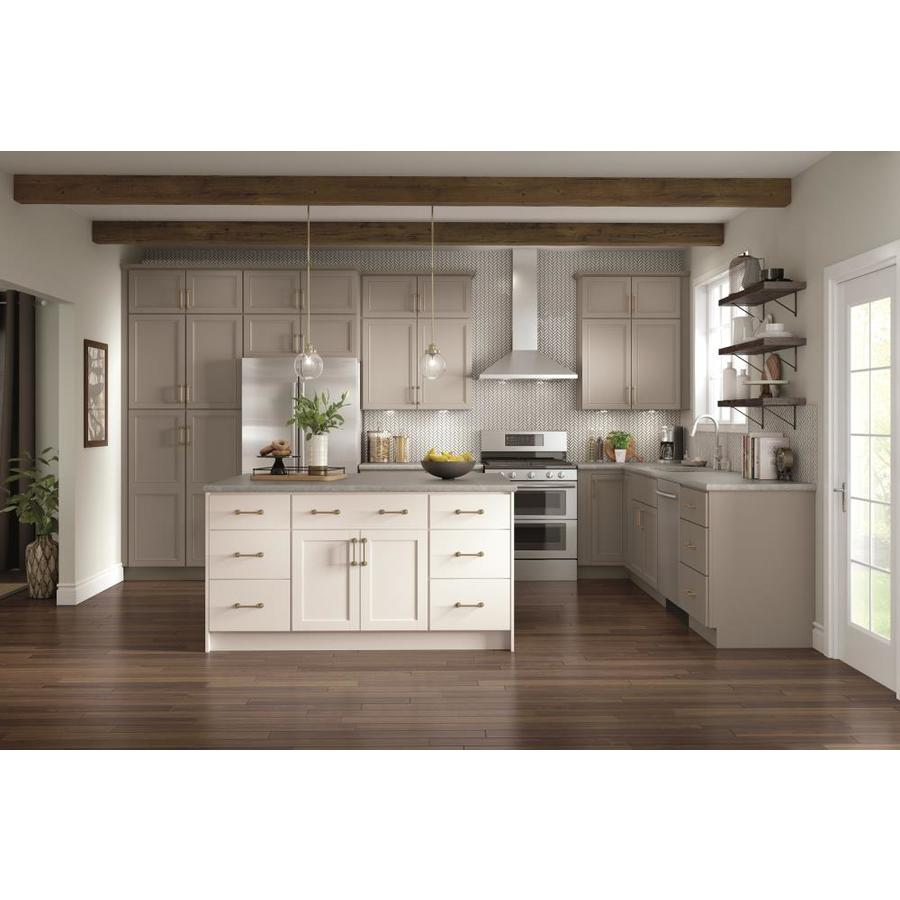 Diamond Now Wintucket 36 In W X 35 In H X 23 75 In D Cloud Sink Base Stock Cabinet In The Stock Kitchen Cabinets Department At Lowes Com