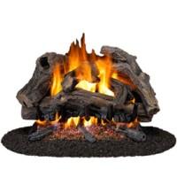 Shop Cedar Ridge Hearth 18-in 45,000-BTU Dual-Burner ...