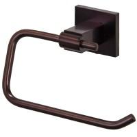 Shop VIGO Allure Oil Rubbed Bronze Surface Mount Toilet ...