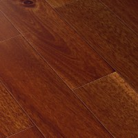 Natural Floors Exotic Solid Brazilian Cherry Floor from ...