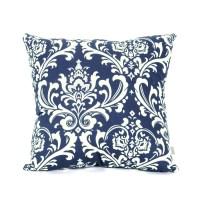 Shop Majestic Home Goods Navy Blue French Quarter UV ...