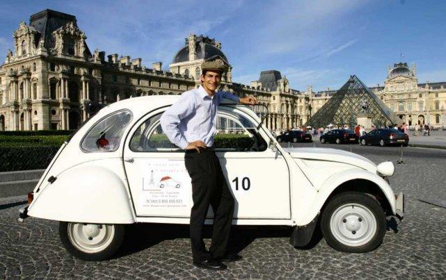 cv chauffeur algerie