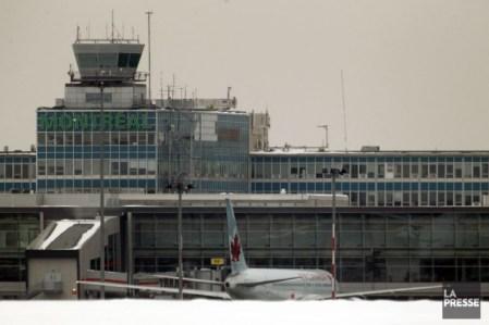 Nejib Belhaf-Chtioui a été arrêté à l'aéroport Montréal-Trudeau... (PHOTO MARTIN CHAMBERLAND, ARCHIVES LA PRESSE)
