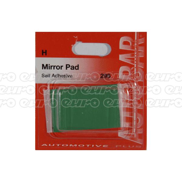 Mirror Pads Mirror Adhesives, Glues  Tape Euro Car Parts