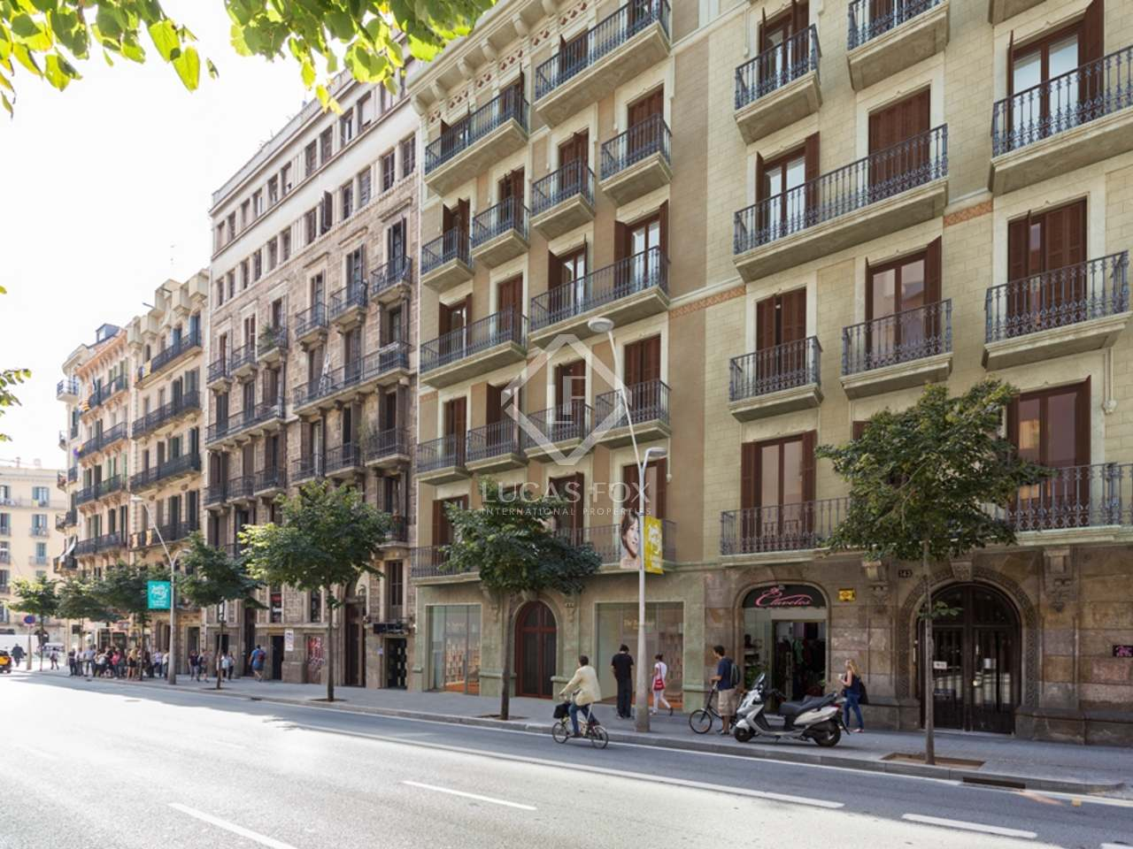 Balmes Beautifully Renovated Apartments For Sale In Barcelona Lucas Fox