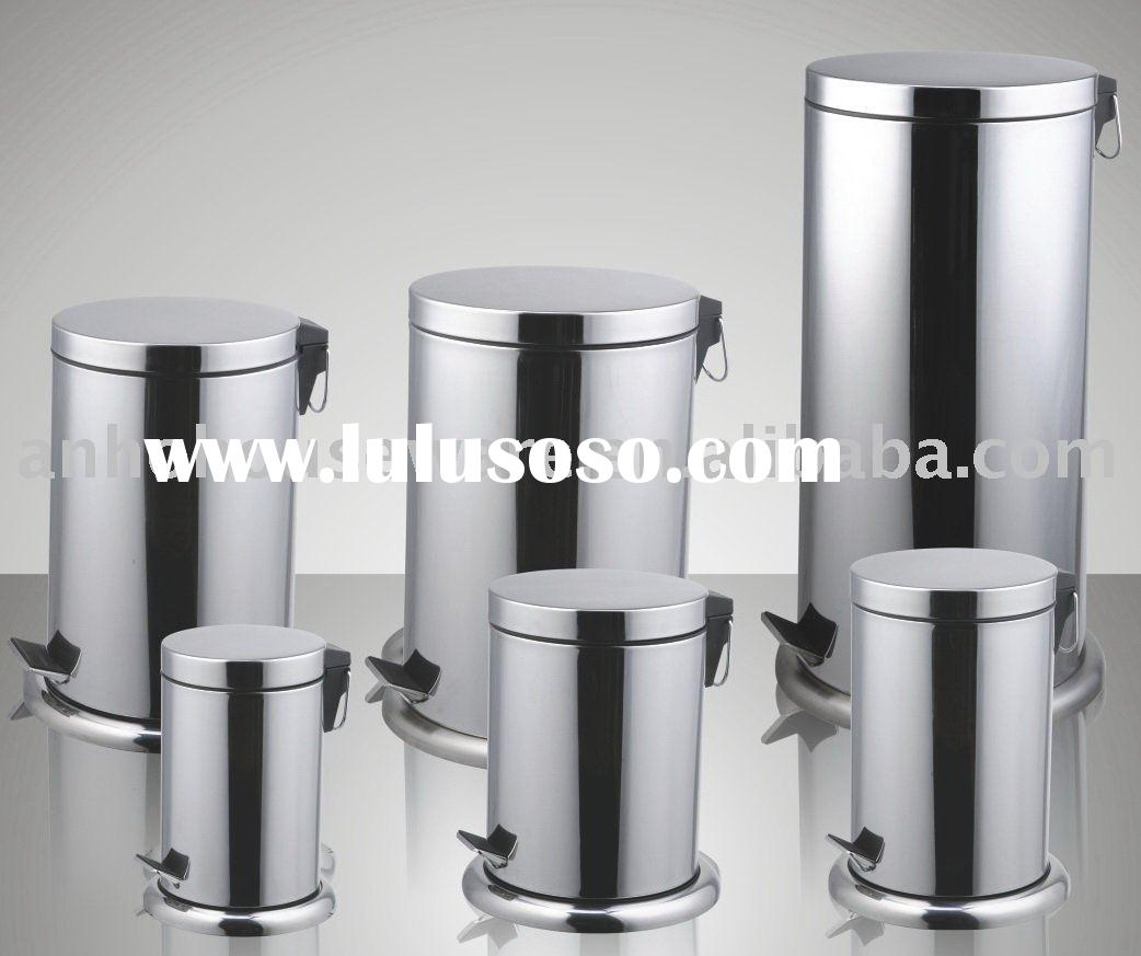 Corner Stainless Steel Trash Can Corner Stainless Steel Garbage Bin For Sale Price China
