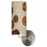 Pascal 1 Wall Sconce No. 87791-2 by Eglo at Lumens.com