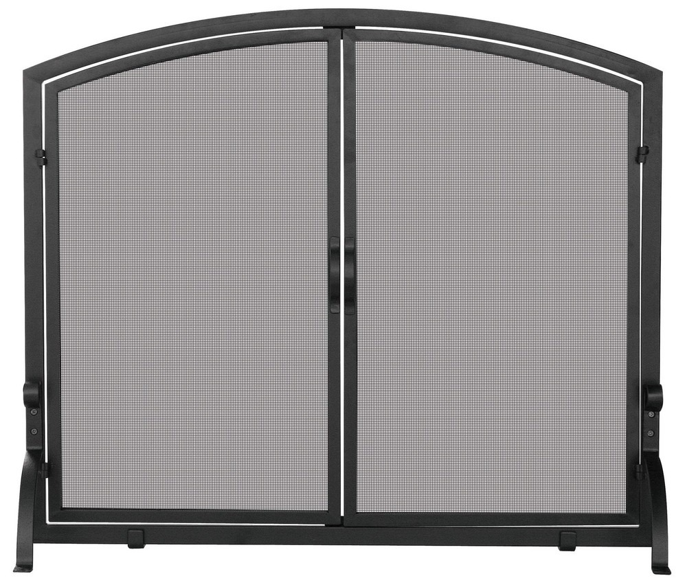 Small Fireplace Screens Under 30 Wide Fireplace Screens Accessories And Tools