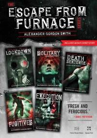 The Escape from Furnace Series | Alexander Gordon Smith ...