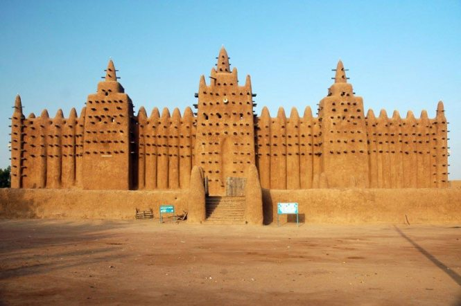Djenne Mud Mosque, Mali