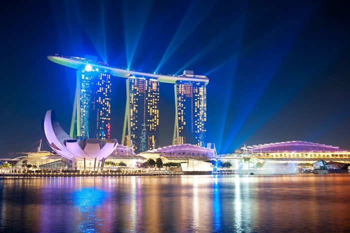 Free Landscape Wallpaper Hd Marina Bay Sands Named Most Instagrammed Hotel In The